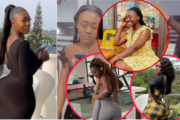 Video: Hajia Bintu flaunts her stunning curves at a friend's birthday party