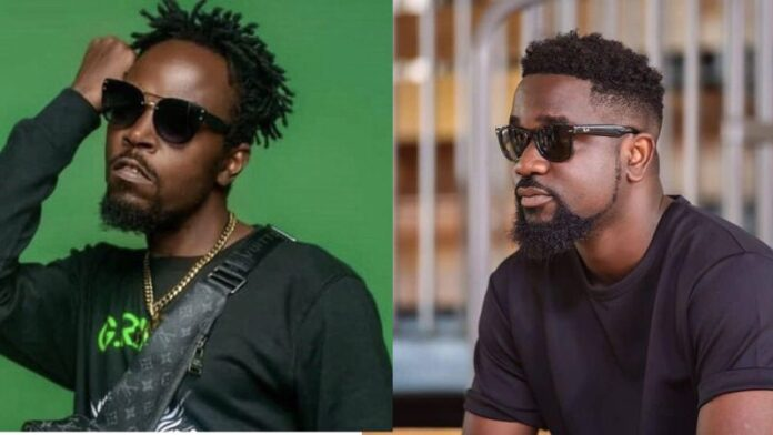"""New Beef: Sarkodie reply Kwaw Kesse after he Requested for a remix of his """"Cash Up"""" song"""